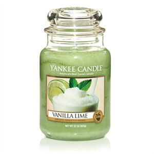 Vanilla Lime stor burk