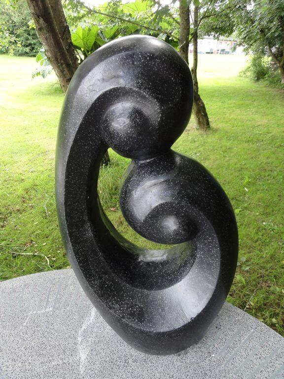 Trädgårdskonst skulptur 38cm