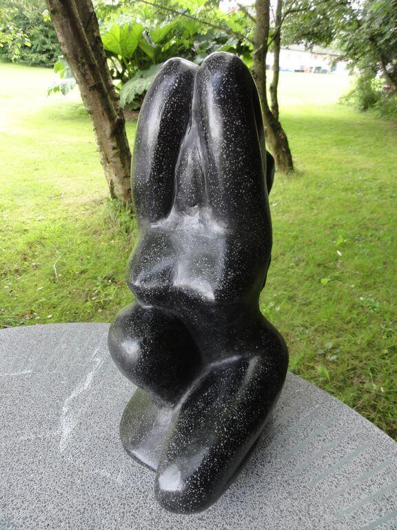 Trädgårdskonst skulptur 43cm