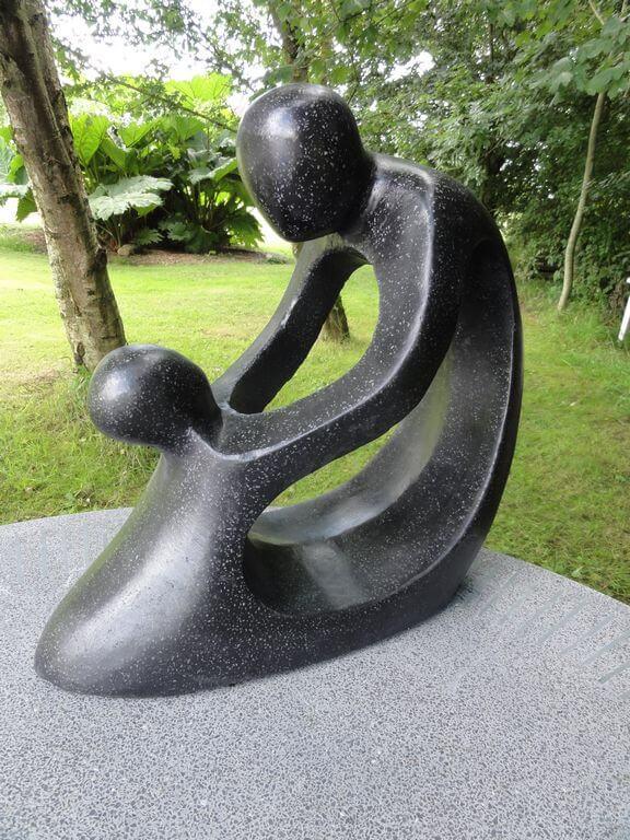 Trädgårdskonst skulptur 49cm