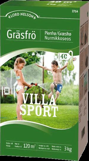 Gräsfrö Lord Villa Sport 1 kg