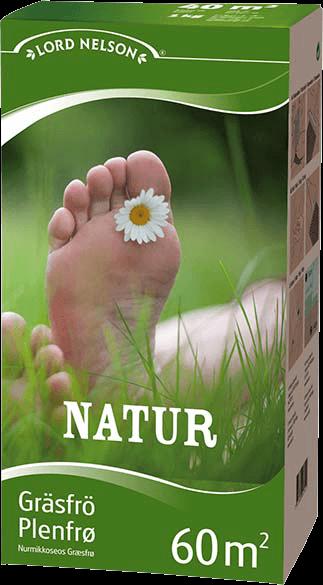 Gräsfrö Lord Natur 0,8 kg