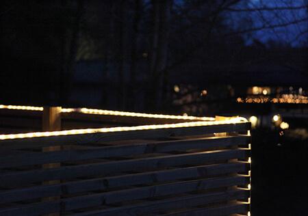 System 24 Ljusslang 2x1m, varmvit