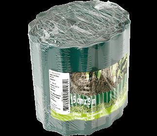Gräskant grön 15cm x 9m