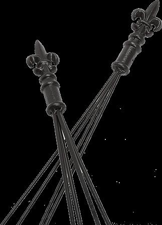Obelisk flexibel max 100 cm