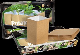 PlantStart Potatisset