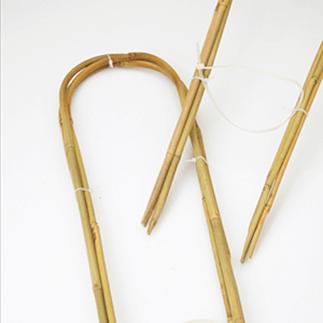 Up & Grow Bambubåge 3 st 90x18 cm