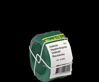 Bindtråd grön 0,8 mm ø, 50 m