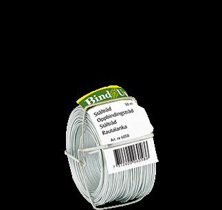 Bindtråd galvad 0,9 mm ø, 50 m