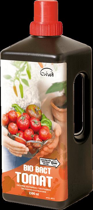Växtnäring Tomat 1,5L  krav.