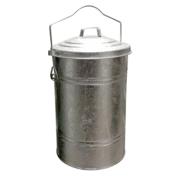 Komposthink, varmgalvad