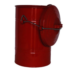 Komposthink, röd