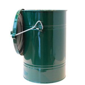 Komposthink, mörkgrön