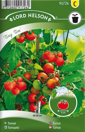 Körsbärstomat, Tiny Tim frö