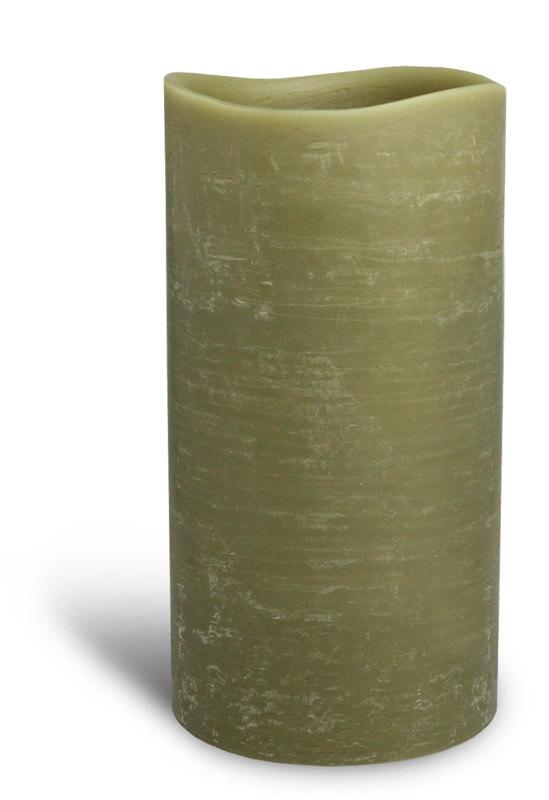 Ledljus Doft Moss 8 x 10 cm