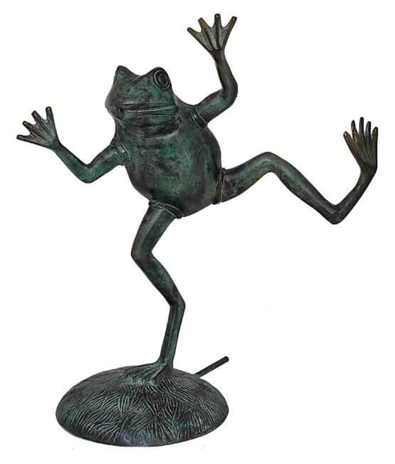 """Grodfontän """"Funny frog"""""""