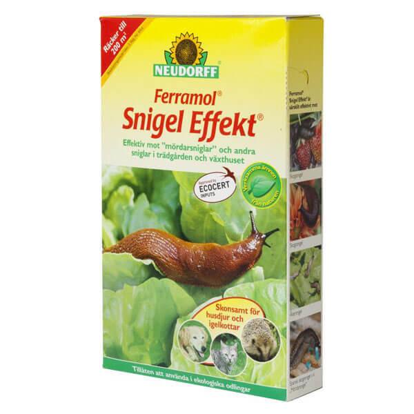 Ferramol Snigel Effekt® 1kg / 200kvm