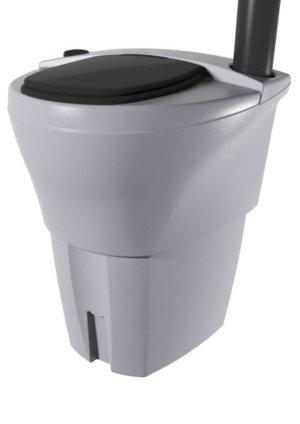 Komposterande torrtoalett 230 L