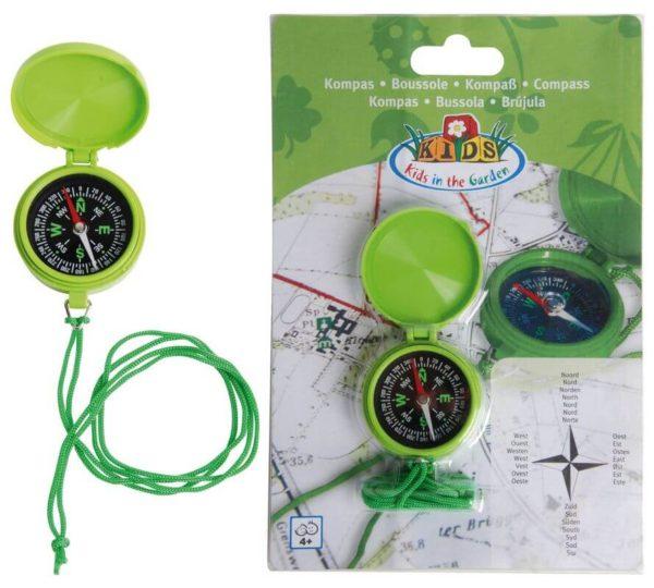 "Kompass ""Kids in the Garden"""