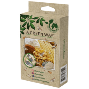 Kvarnmottfälla A Green Way® 2-pack
