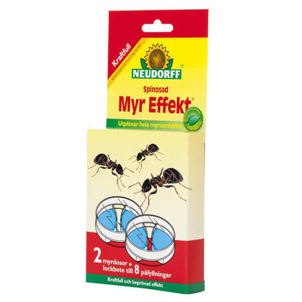 Myrdosa Myr Effekt™ 2-pack inkl. refill