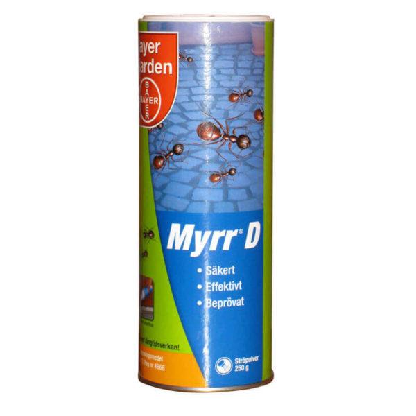 Myrr D - Bayer Garden 250g