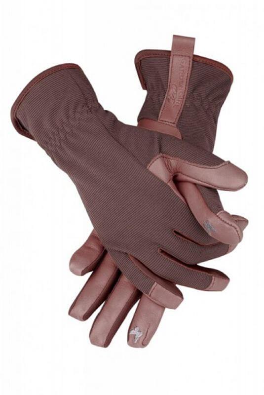 Läderhandske PRO