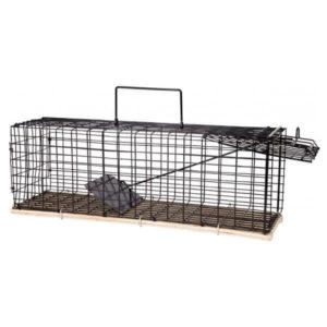 Råttfälla GreenLine® Metallbur