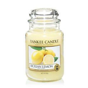 Sicilian Lemon Stor burk
