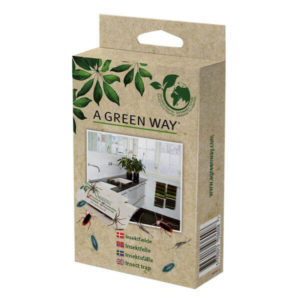 Silverfiskfälla A Green Way® 3-pack