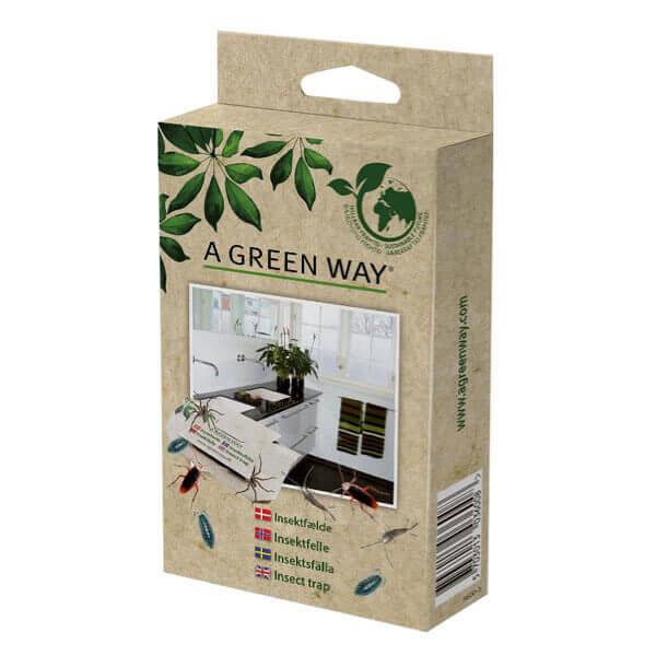 Silverfiskfälla A Green Way® 3-pack