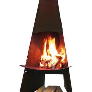 Aduro terrassvärmare - eldstad - grill