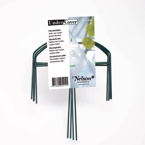 Fiberdukshållare 4 pack