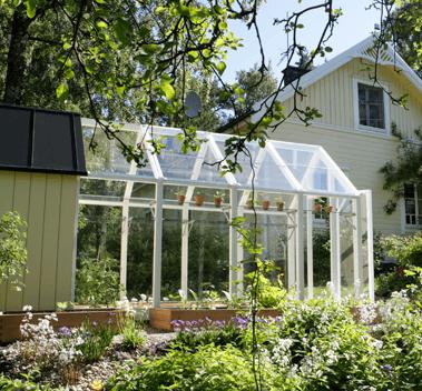 Trädgårdslider Skörd 10 m2