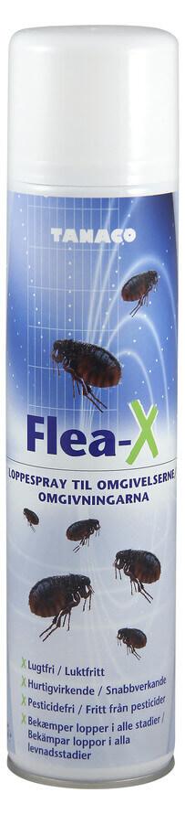 Tanaco Flea-X Giftfri Loppspray