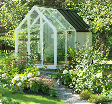 Trädgårdslider Pergolamodul
