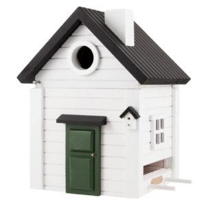 Multiholk vitt hus
