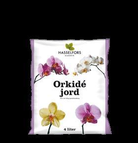 Orkidejord 4 l