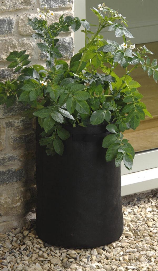 Planteringssäck hög 3-pack 48 l