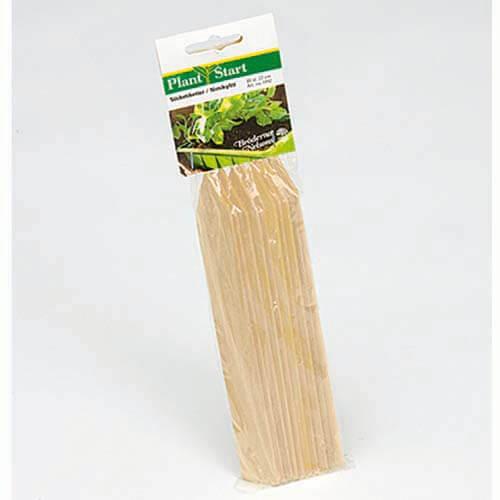 Plantetiketter trä 10 st 22 cm
