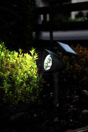 Solcellslampa Spotlight