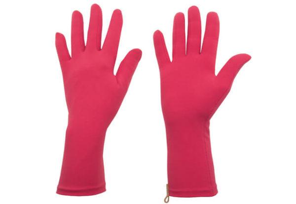 Trädgårdshandskar Grip Rosa Large