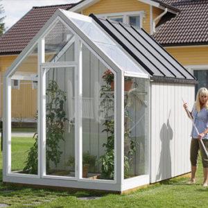 Trädgårdslider Iver 6 m2