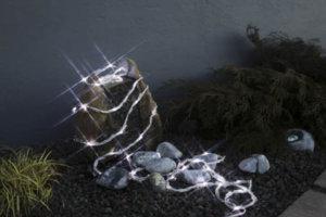 Vattenfall ljusslinga LED 192 lampor