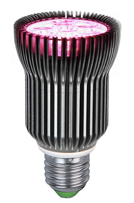 Växtlampa LED 5W 450µmol