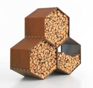 Woodbee - vedförvaring