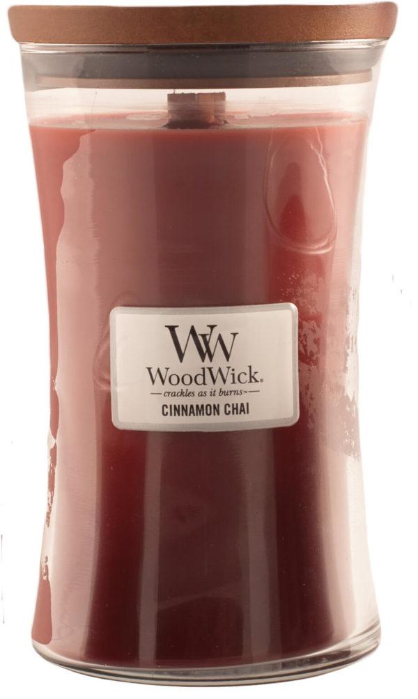 Cinnamon Chai STOR BURK (Kanel & vanilj, juldoft)