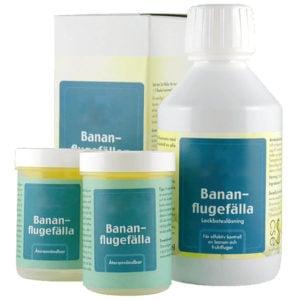 Bananflugefälla 2-pack