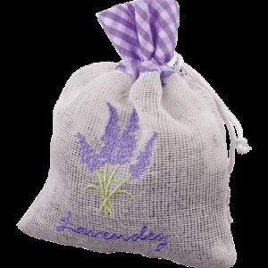 Lavendelpåse i linne