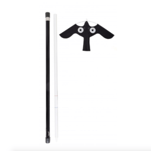 MotFågel Greenline® Fågelskrämma Set 5 m